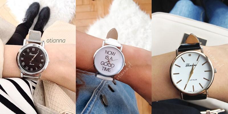 Podsumowanie roku 2015 - zegarki, które można by było kupić w sklepie OTIEN w 2015 roku