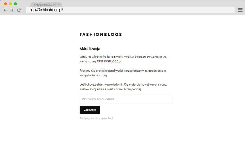 www-fashion-chrome-promowanie-google-zdjecia-blogerki-zarobić