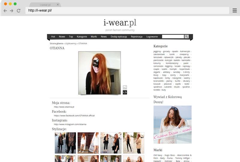 www-i-wear-chrome-promowanie-google-zdjecia-blogerki-zarobić