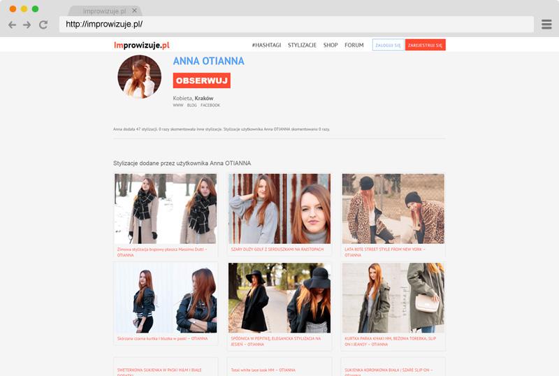 www-improwizuje-chrome-promowanie-google-zdjecia-blogerki-zarobić