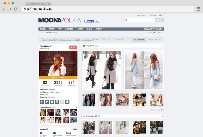 www-modnapolka-chrome-promowanie-google-zdjecia-blogerki-zarobić-stylizacje