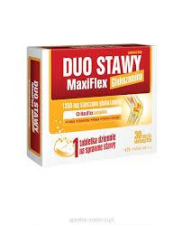 Duo Stawy Forte – tabletki na stawy