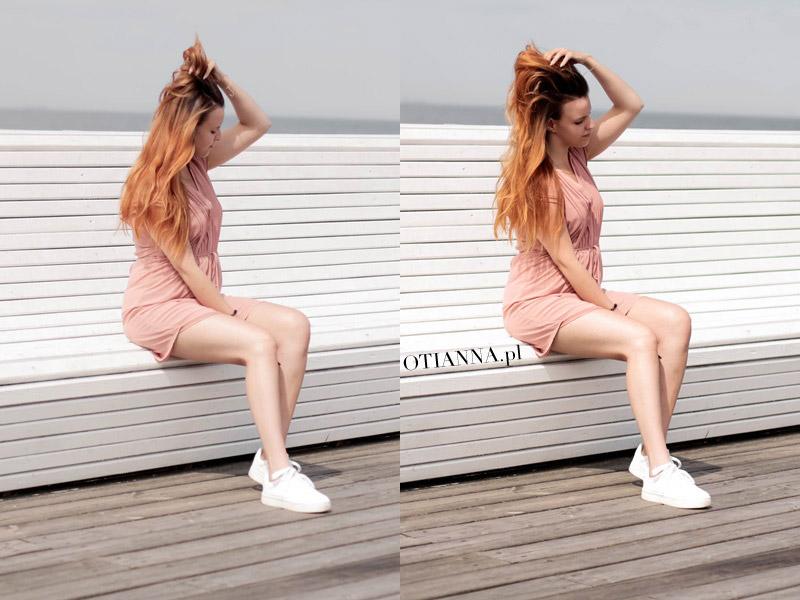 800-sukienka-plaza-hm-rozowa-adidasy-nike-buty-sportowe-do-sukienki-otianna
