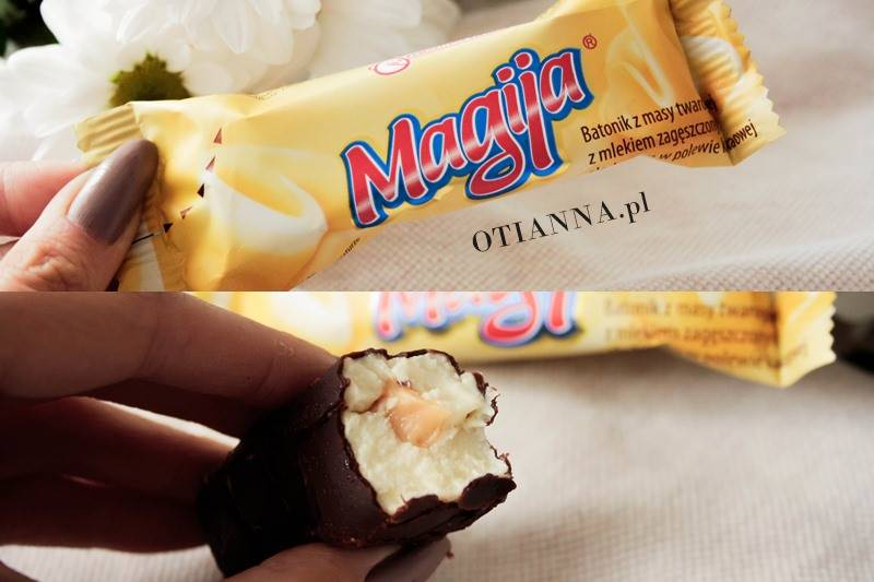 magija-batonik-zolty-baton-masy-twarogowej-masa-mleko-zageszczone-polewa-czekoladowa