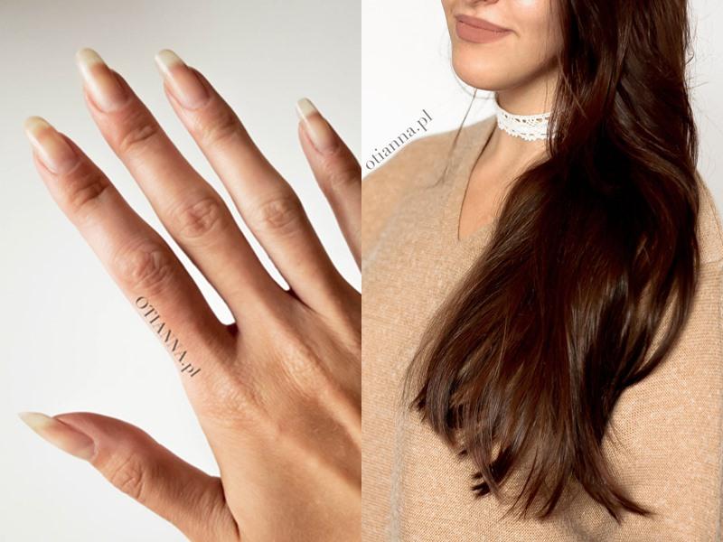 olejowanie paznokci, olejowanie włosów