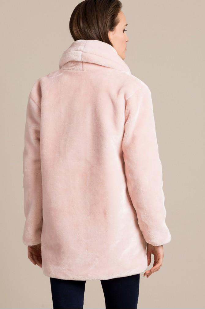 płaszcz-rozowy