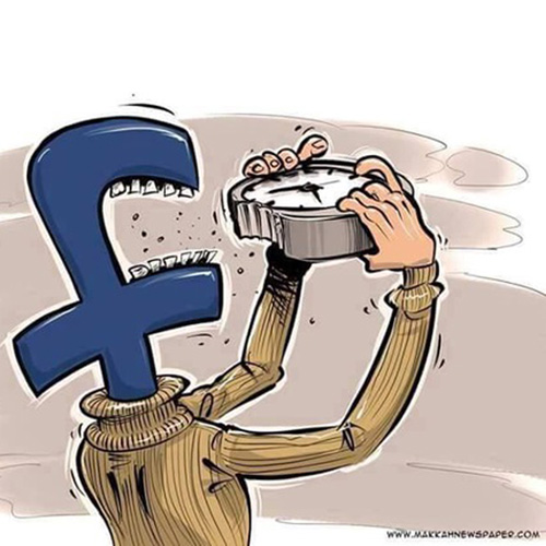 Jak-przestać-tracić-czas-na-Facebook