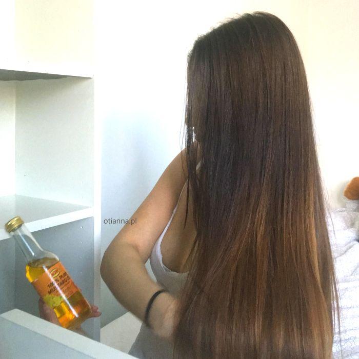 olej na włosy wysokoporowate, olej musztardowy na włosy, olej na włosy, olejmusztardowy efekty