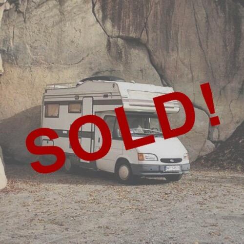 Sprzedaliśmy nasz kamper