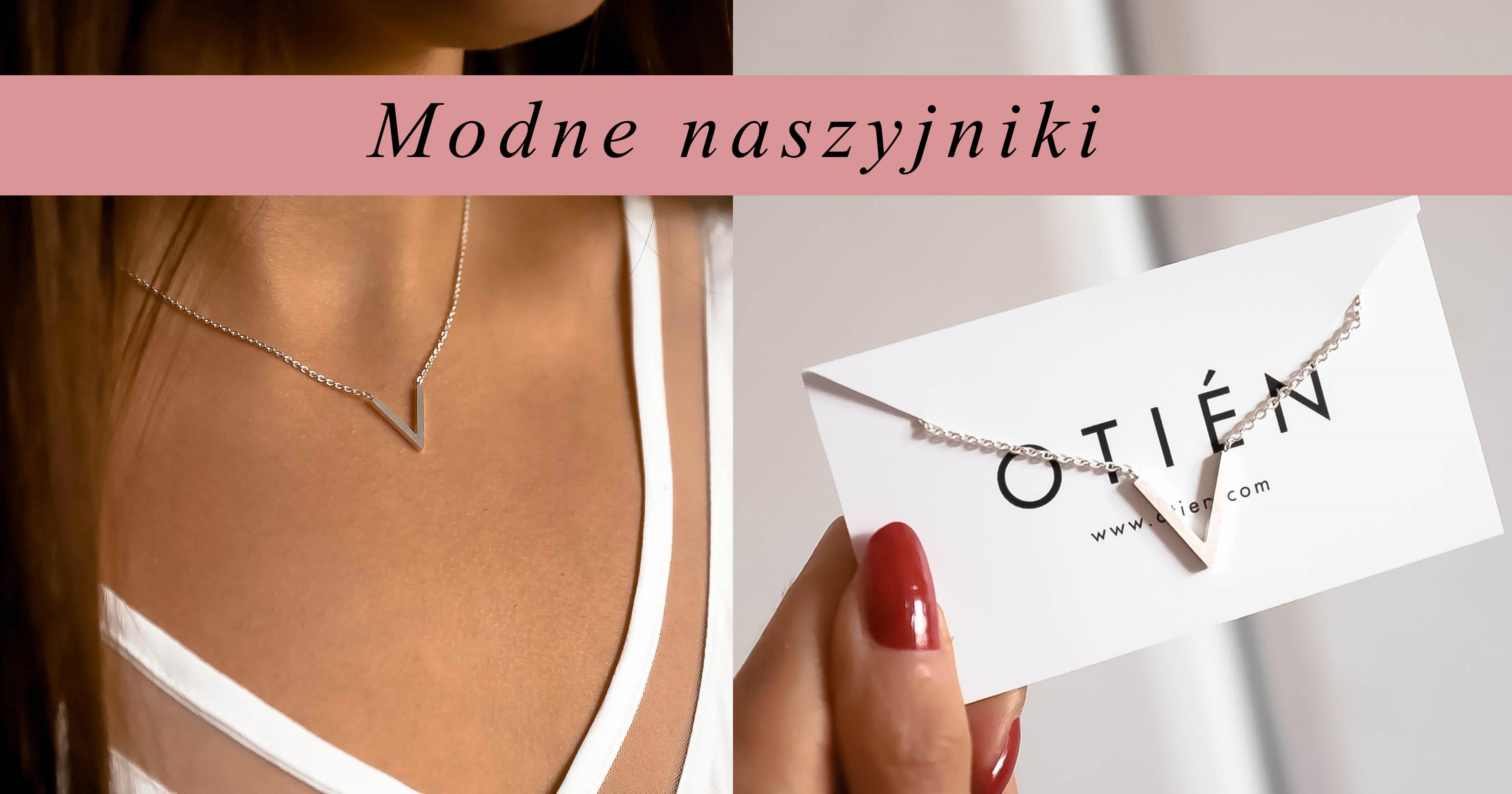 sklep otien - modne naszyjniki dla kobiet na lato
